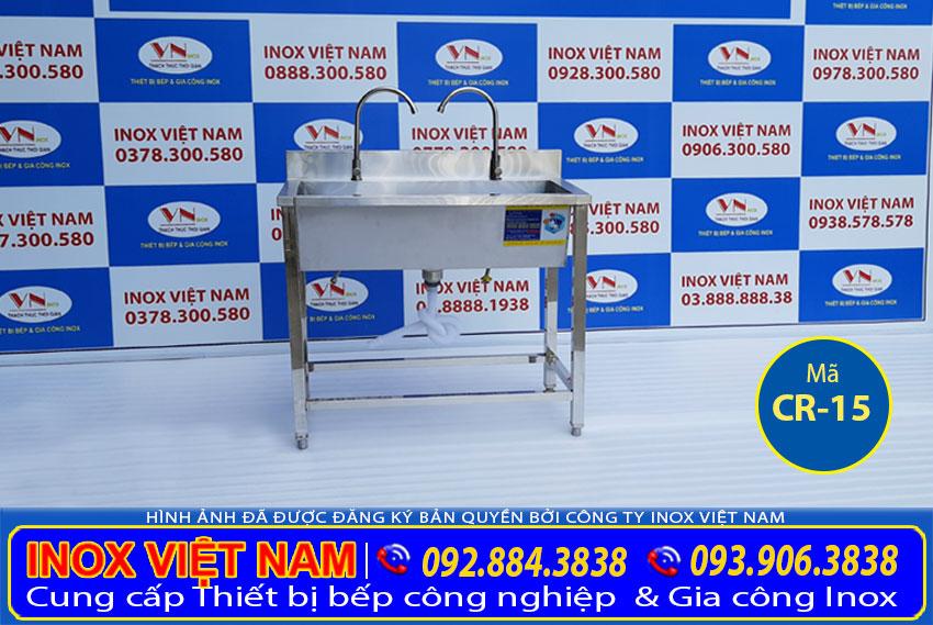 Máng rửa tay inox công nghiệp, máng rửa inox cho nhà trẻ mầm non trường học bệnh viện và xí nghiệp được sản xuất tại đơn vị của chúng tôi Inox Việt Nam. Với kiểu dáng đẹp, chất liệu inox 304 cao cấp bền đẹp (Ảnh thật tế).