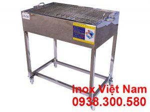 Lò Nướng BBQ Inox LN-04