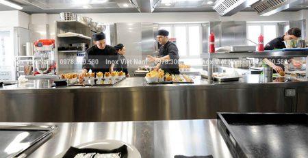 Inox Việt Nam địa chỉ chuyên cung cấp các thiết bị bếp công nghiệp, thiết bị bếp nhà hàng khách sạn chất lượng, giá tốt tại TPHCM.