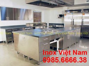 Tủ Bếp Inox | Tủ Đựng Chén Bát Bằng Inox 304 Cao Cấp
