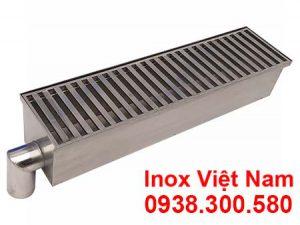 Vỉ Thoát Sàn Inox VTS-01