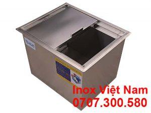 Thùng Đựng Đá Inox Âm Bàn TD-A545