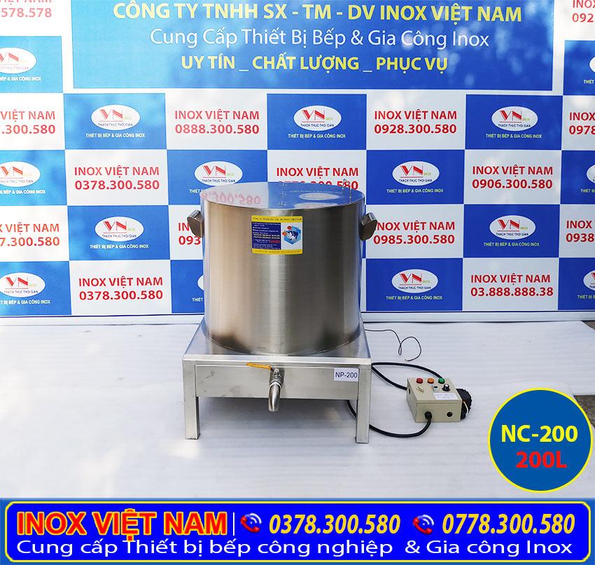 Địa chỉ mua nồi phở điện, nồi nấu hủ tiếu bằng điện, nồi hầm xương nấu nước lèo chất lượng, giá tốt tại TPHCM.