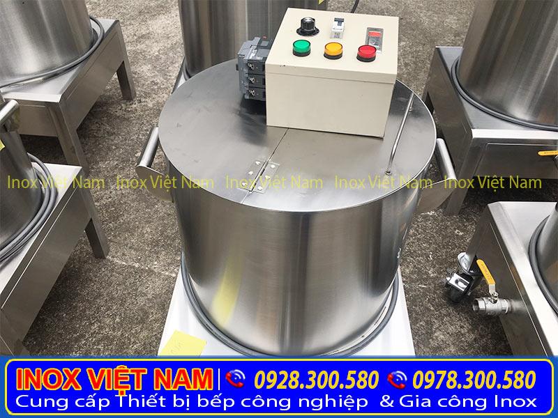 Các mẫu nồi nấu phở bằng điện vô cùng đa dạng về dung tích tại Công ty Inox Việt Nam.