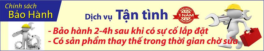 Chính sách bảo hành tốt chu đáo chỉ có tại Inox Việt Nam.