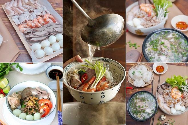 Cách nấu nồi nước lèo hủ tiếu ngon nhất Sài Thành.
