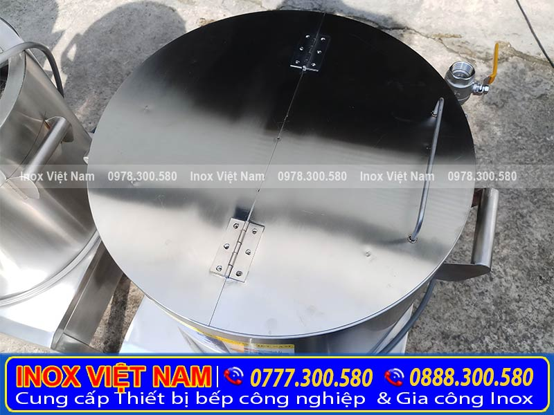 Thiết bị bếp inox công nghiệp địa chỉ bán nồi nấu phở bằng điện chất lượng, uy tín nhất tại TPHCM.