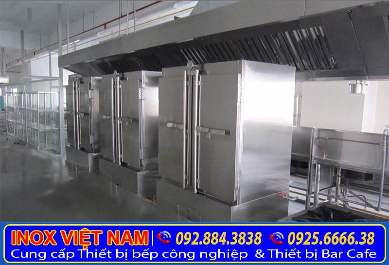 Thiết bị bếp inox công nghiệp chất lượng. Thiết bị bếp nhà hàng giá rẻ tại TPHCM.