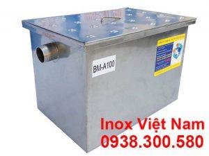 Bẫy Mỡ Âm Sàn 100L BM-A100