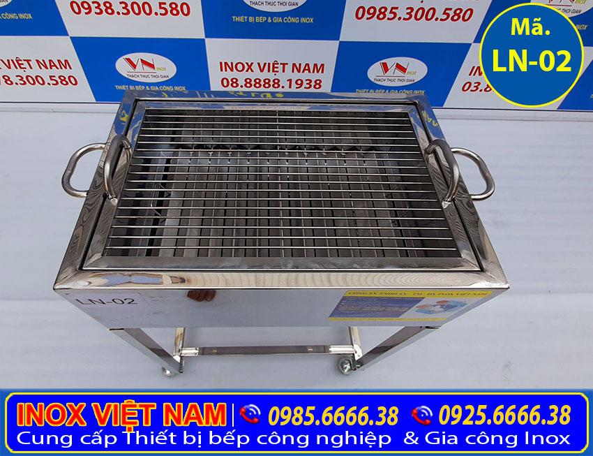 Nhận gia công bếp nướng bbq, lò nướng inox, lò nướng sườn inox, bếp nướng than công nghiệp với mức giá tốt nhất tại TPHCM.
