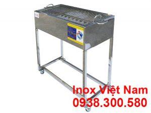 Bếp Nướng Inox Ngoài Trời LN-03