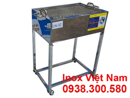 Lò Nướng Inox Công Nghiệp LN-02.