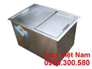 Thùng Đựng Đá Inox Quầy Bar TD-A534