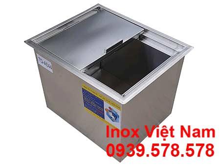Thùng Đá Inox Âm Bàn Quầy Bar TD-A544