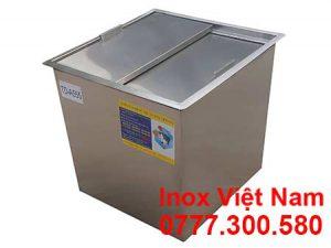 Thùng Đá Inox Âm Quầy TD-A555