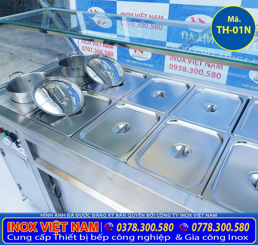 Báo giá tủ hâm nóng thức ăn, tủ giữ nóng thức ăn mini, quầy hâm nóng thức ăn, tủ giữ nóng thức ăn công nghiệp tại TPHCM.