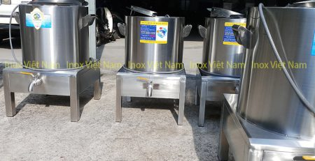 Thiết bị bếp inox công nghiệp – địa chỉ mua nồi nấu hủ tiếu, nồi phở điện uy tín nhất tại TPHCM.