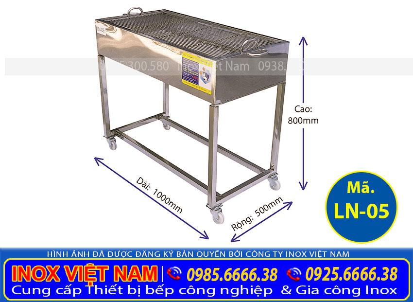 Gia công bếp nướng than inox, lò nướng sườn inox, bếp nướng bbq, lò nướng inox 304. Với kích thước và kiểu dáng theo yêu cầu (Ảnh thực tế).