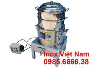 Nồi Hấp Bánh Bao 2 Tầng Bằng Điện NHBB-D400-2T
