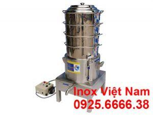 Xửng Hấp Bánh Bao Bằng Điện 4 Tầng NHBB-D400-4T