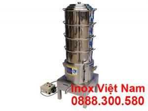 Bộ Nồi Xửng Hấp Xôi Inox Bằng Điện 4 Tầng NHX-D400-4T