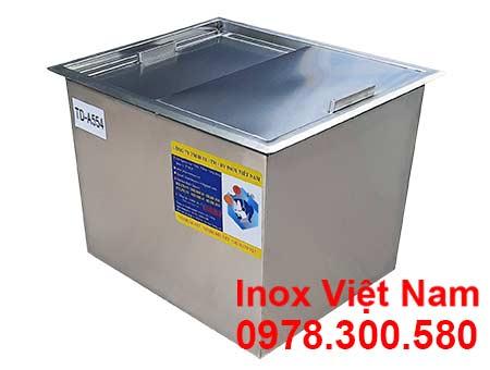 Thùng Đá Inox Âm Bàn TD-A554