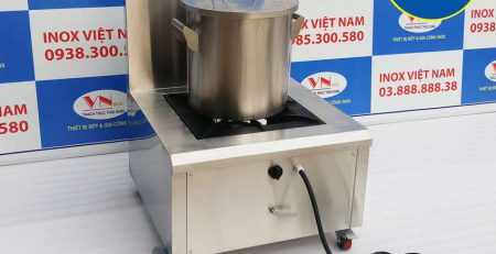 Địa chỉ mua nồi nấu phở bằng gas 50 lít, nồi nấu phở inox bằng gas, nồi hầm xương bằng điện.