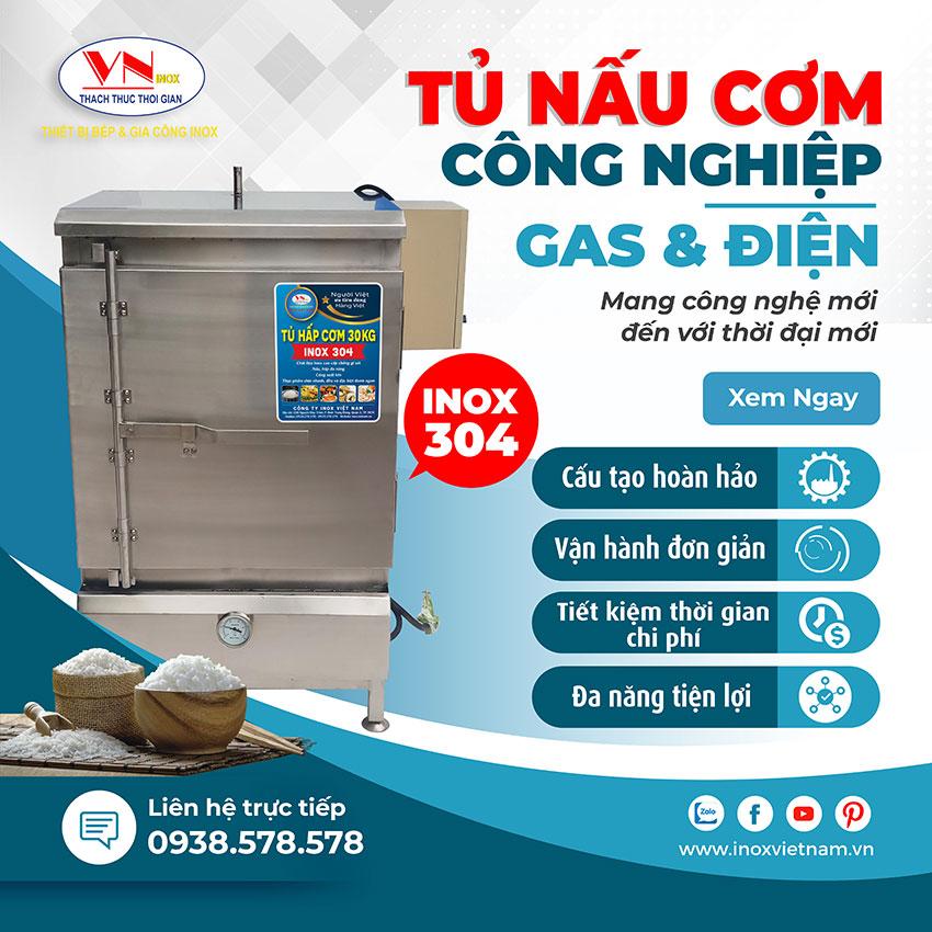 Báo giá tủ hấp cơm công nghiệp | Tủ hấp cơm công nghiệp giá bao nhiêu | Tủ cơm công nghiệp giá rẻ | Tủ cơm công nghiệp mini | tủ nấu cơm công nghiệp bằng điện và gas.