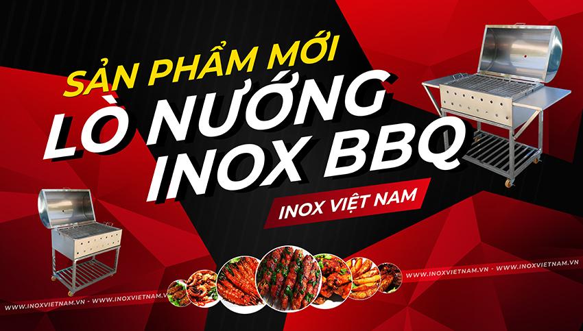 Lò nướng than inox, bếp nướng bbq, lò quay gà vịt chất lượng giá tốt chỉ có tại Thiết bị bếp inox công nghiệp.