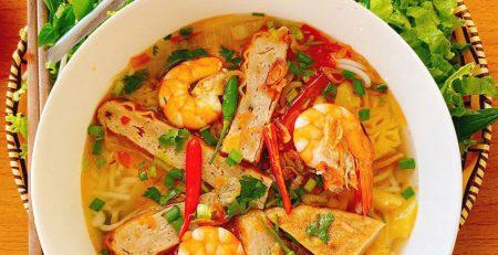 Cách nấu bún chả cá miền Trung | Cách nấu bún chả cá Quy Nhơn | Cách làm bún chả cá Nha Trang để bán.