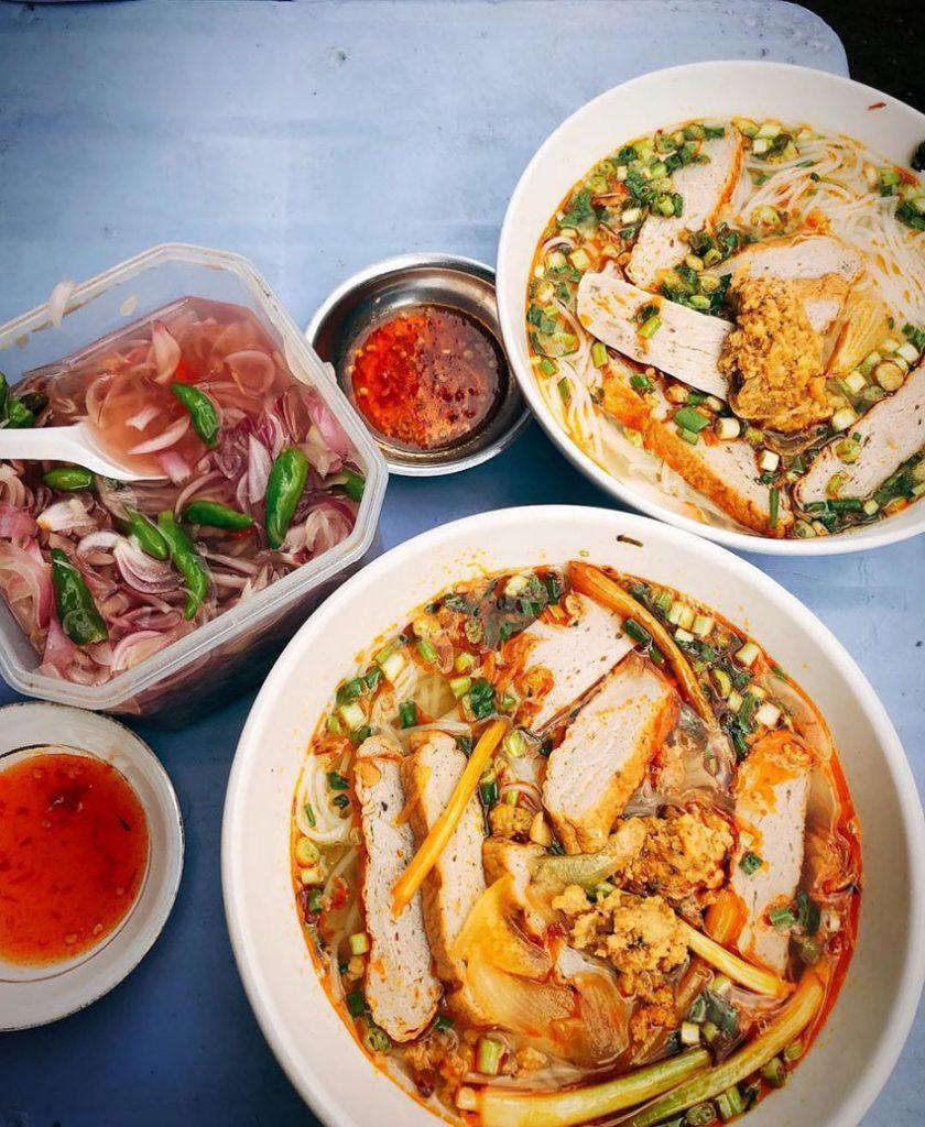 Cách nấu bún chả cá | Cách nấu bún chả cá Phú Yên | Cách nấu bún chả cá Nha Trang | Cách nấu bún chả cá miền Trung để bán.