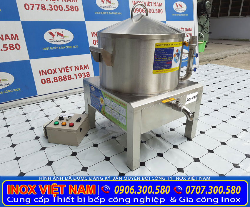 Địa chỉ mua nồi hấp bánh bèo chén bằng điện giá tốt tại TPHCM.