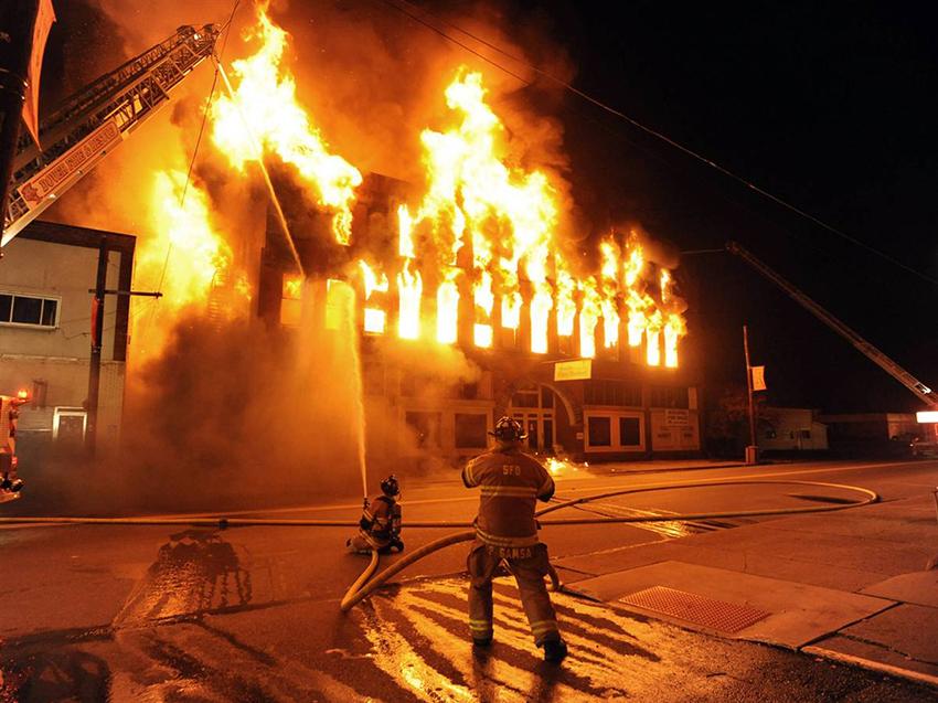 Nguyên nhân gây cháy nổ và biện pháp phòng chống cháy nổ an toàn hiệu quả.