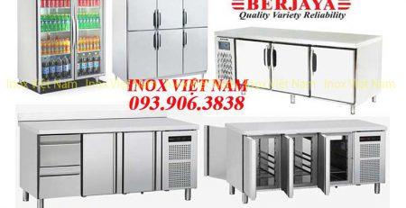 Báo giá tủ mát, tủ đông, tủ lạnh công nghiệp chính hãng Berjaya.